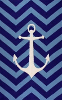 Anchor on Chevron